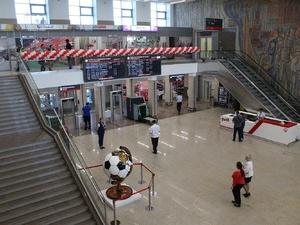 Железнодорожный вокзал Нижнего Новгорода готовится к ЧМ-2018 (ФОТО)