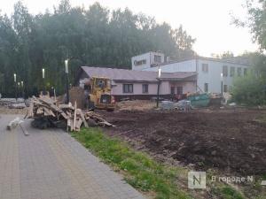 Сквер на Звездинке и парк Пушкина не благоустроили к 1 сентября
