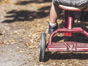 Ребенок, выехавший на дорогу на красный свет в Канавинском районе, оказался под колесами «Рено»