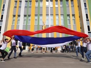 Первую за десятилетие новую школу открыли в Нижнем Новгороде