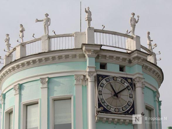 Хранители времени: самые необычные уличные часы Нижнего Новгорода - фото 53