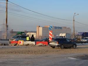 Повреждения Мызинского моста не затрагивают несущие конструкции