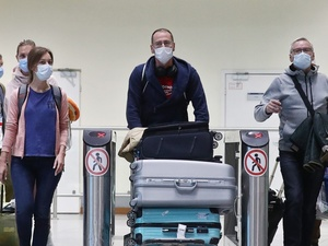 Еще 62 нижегородца вернулись из-за границы в Нижний Новгород в условиях пандемии