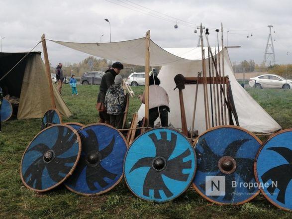 Нижегородцы стали участниками средневекового сражения  - фото 10