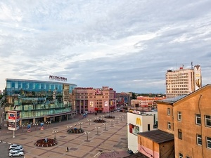 Площадь Революции засветится по-новому в Нижнем Новгороде