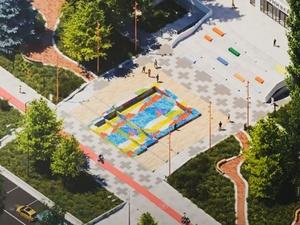 Расширить фонтан и убрать «аллею школьников»: каким может стать бульвар Рокоссовского