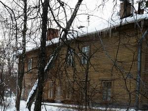 Полтора миллиона рублей требуется на ремонт разрушающегося дома на Ашхабадской