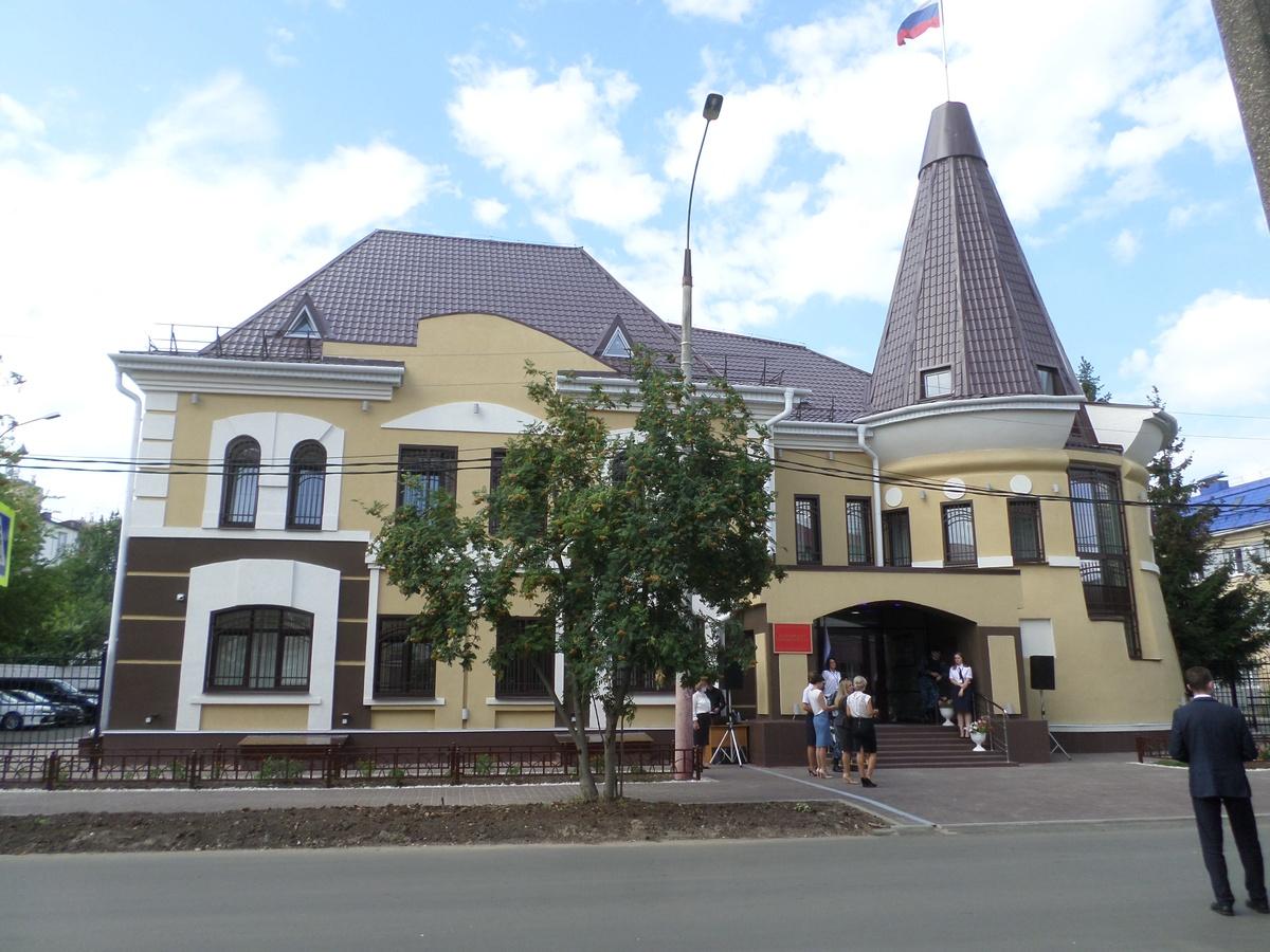 Новое здание городского суда открыли в Павлове 22 июля - фото 1