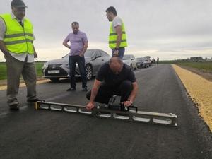 Завершился ремонт четырехкилометрового участка дороги в Арзамасском районе
