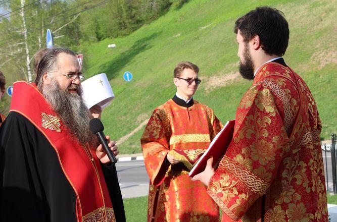 Памятник митрополиту Николаю появился в Нижнем Новгороде - фото 16