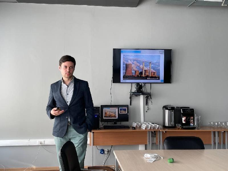 Встреча с представителями фонда «Сколково» - фото 1