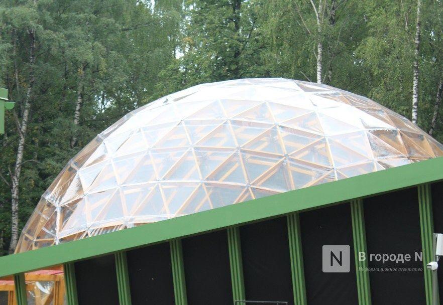 Планетарий в нижегородском парке «Швейцария» рассчитан на 250 человек - фото 1