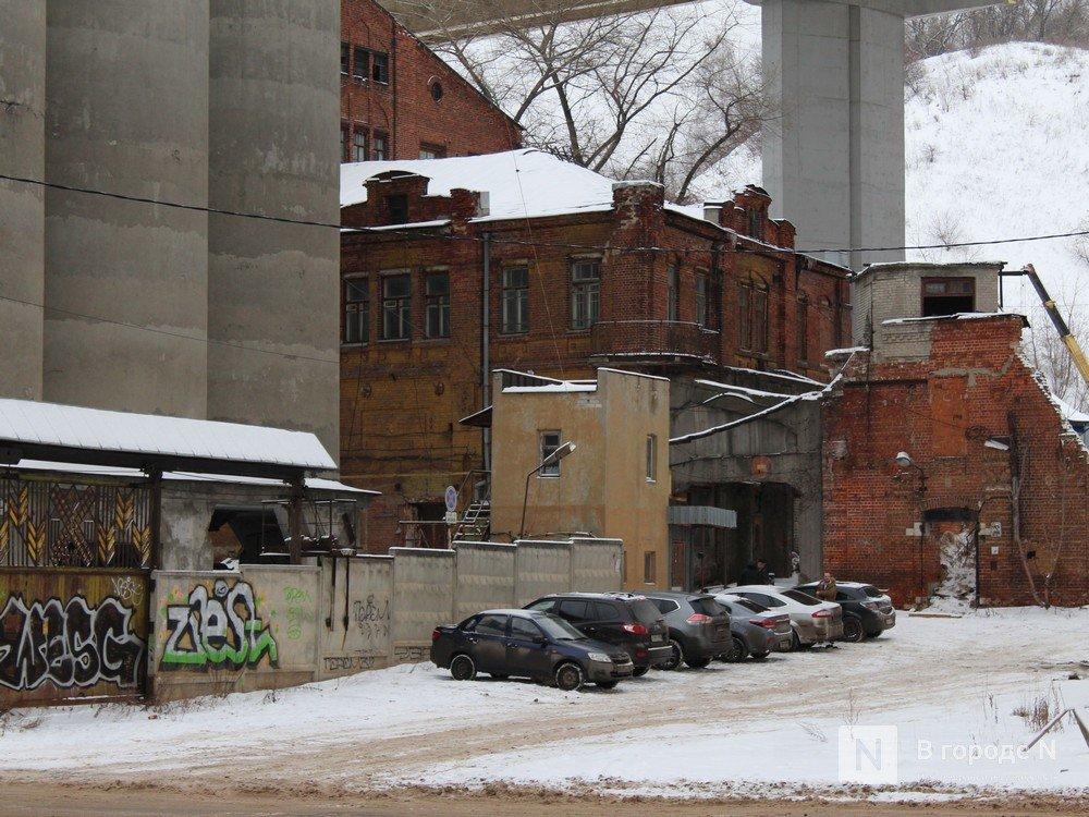Нежилые здания на улице Черниговской перешли в собственность Нижегородской области