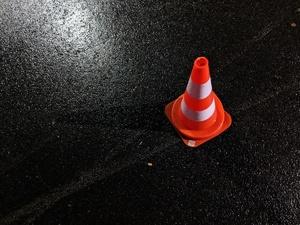Неизвестный водитель сбил пешехода в Тумботине и скрылся