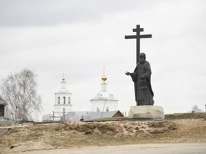 Открытие памятника преподобному Макарию Желтоводскому состоится в Лысковском районе