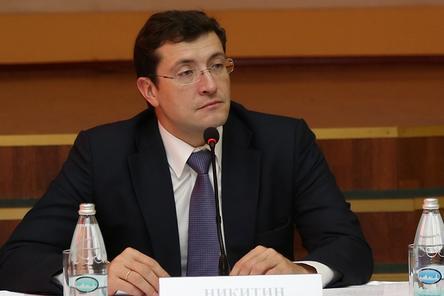 Глеб Никитин посетит все районы Нижегородской области