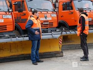 Свыше 700 млн рублей необходимо Нижнему Новгороду на технику для противогололедной обработки
