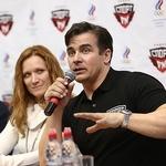 Звезды спорта посетили Нижний Новгород для проведения «олимпийского урока»