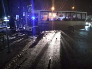 Водитель иномарки, сбежавший после ДТП с маршруткой в Сормове, пришел с повинной