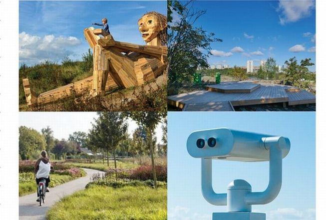 Деревянные павильоны и скульптуру предложено установить около нижегородской станции канатной дороги - фото 4