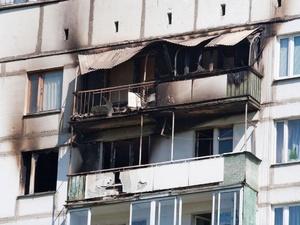 Три нижегородца погибли в огне за один день
