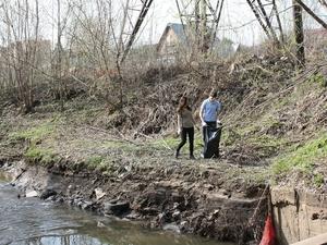 Нижегородцы очистят от мусора берега реки Старки