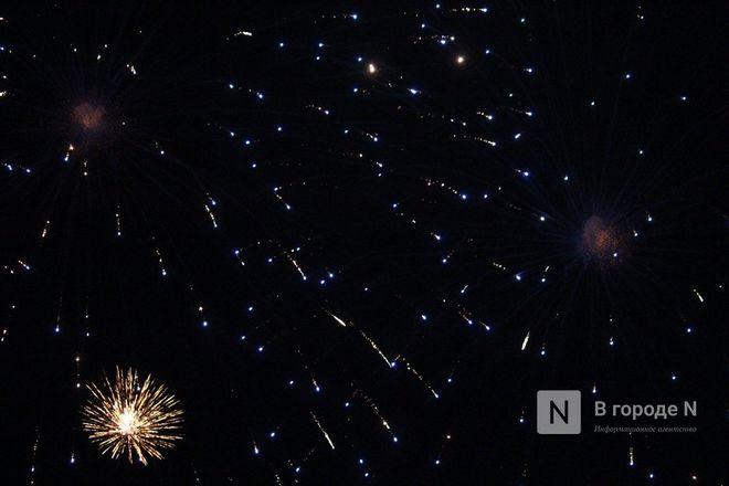 «Столица закатов» без солнца: как прошел первый день фестиваля музыки и фейерверков в Нижнем Новгороде - фото 41