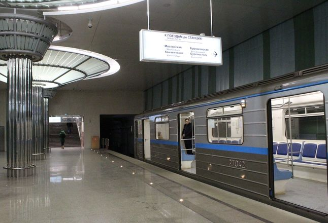 Осторожно, «Стрелка» осыпается: новой станции метро потребовался ремонт - фото 14