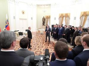 Глеб Никитин доложил президенту РФ о подготовке Стратегии-2035