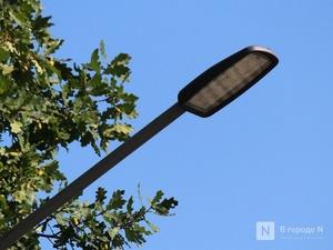 УФАС приостановило конкурс на замену фонарей в Нижнем Новгороде