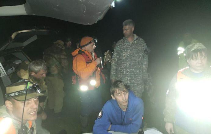 Поисковики нашли следы пропавшей в Вознесенском районе пятилетней Зарины Авгоновой - фото 2