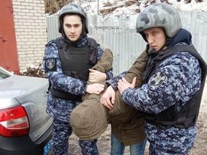 Грабителя драгоценностей задержали в Борском районе