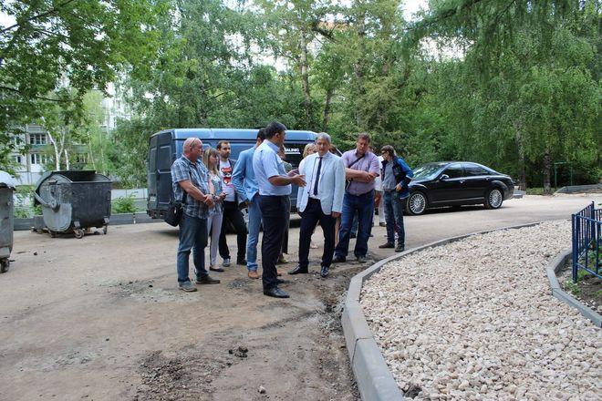 В Нижегородском районе благоустроят 16 дворов - фото 21