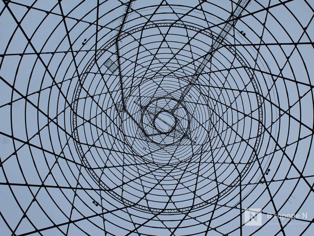 Гиперболоид инженера Шухова: судьба знаменитой башни в Дзержинске - фото 1