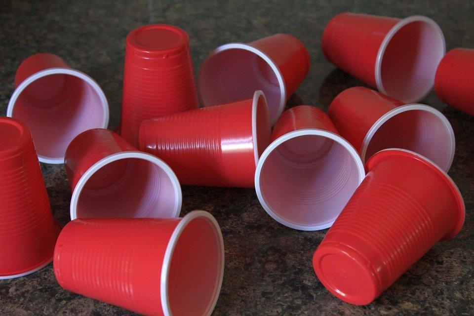 Greenpeace предложил запретить влажные салфетки и пластиковую посуду в России - фото 1