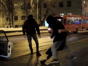 «Похитившими» прохожего пранкерами займутся нижегородские полицейские