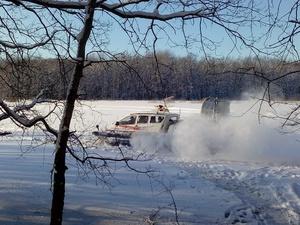 «Фантом» поможет жителям Воскресенского района пережить первый в истории зимний паводок