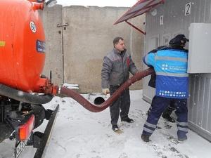 Станцию приема жидких бытовых отходов запустили в тестовом режиме в Автозаводском районе