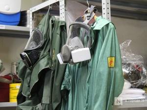 За отсутствие масок и перчаток для работников накажут тоншаеское предприятие