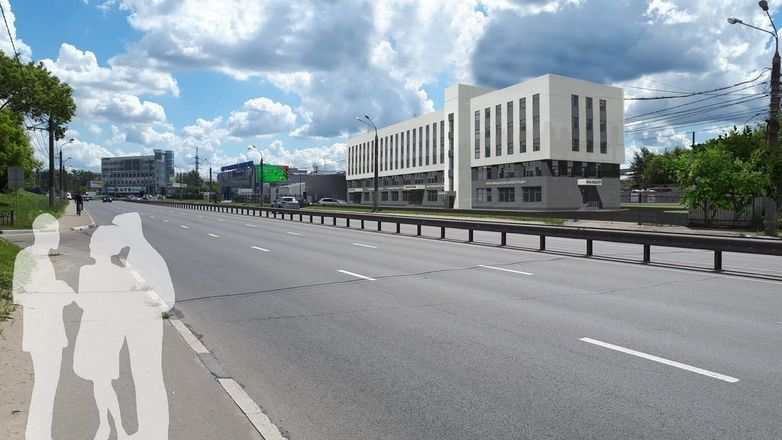 Строительство бизнес-центра с парковкой на 200 мест завершается в Нижнем Новгороде - фото 3